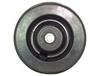 "MAXUM PHENOLIC 3"" X 1. 5"" WHEEL ONLY W/ROLLER BEARING"