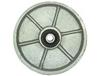 "MAXUM STEEL 3"" X 1. 5"" WHEEL ONLY W/ROLLER BEARING"