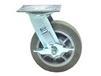 "MAXUM TPR 6"" X 1. 50"" Swivel Caster W/Brake"