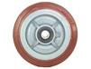 "MAXUM Poly/Poly 3"" x 1. 5"" WHEEL ONLY W/ROLLER BEARING"
