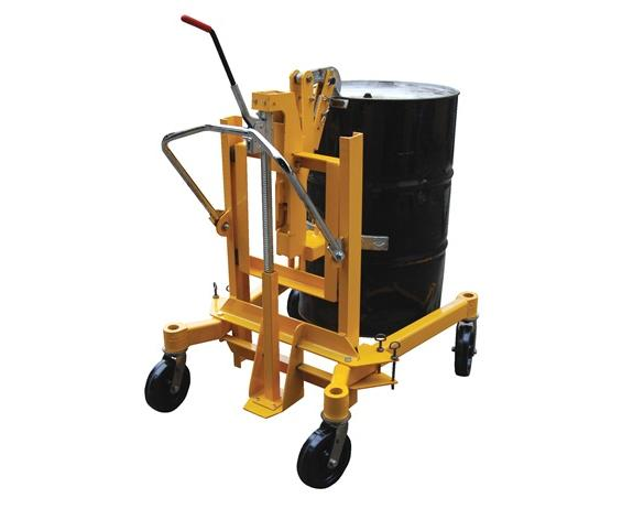 ECONOMICAL MECHANICAL DRUM TRANSPORTER