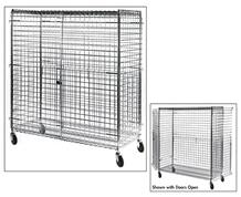 WIRE SECURITY CARTS