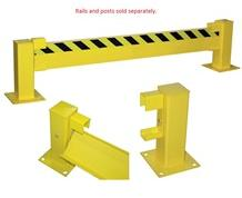 STRUCTURAL GUARD RAILS & POSTS